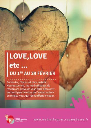 Love, Love etc...