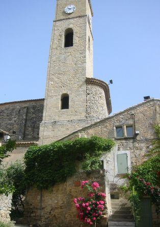Histoires de clochers à Saint Laurent la Vernède